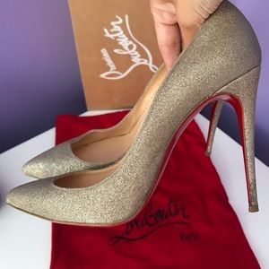 Christian Louboutin Pigalle follies 100